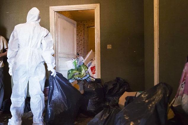 limpieza casa sindrome de diogenes